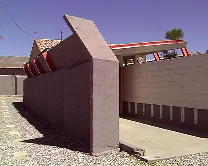 John Lautner, The Desert Hot Springs Motel